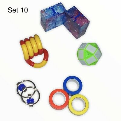 Fidget Toys Set, ADHD Toys, Fidgets, UK Stock, Free Delivery • 15£