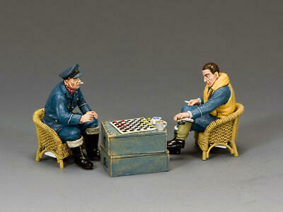 KING AND COUNTRY RAF - Playing Drafts / Checkers WW2 RAF084 RAF84 • 119.95£