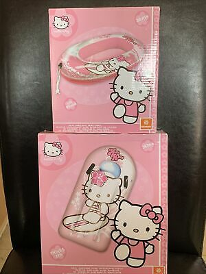 Hello Kitty Surf Rider 110x55cm.& Small Boat • 8.99£