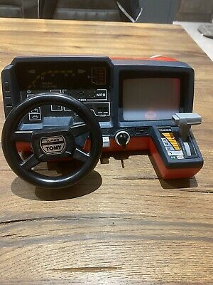 Tomy Turnin' Turbo Dashboard Rare - Still Works! Battery Operated • 20£
