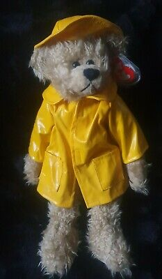 TY Attic Treasure Bear Gordon Retired Very Collectable & Rare Tag Protected • 10£