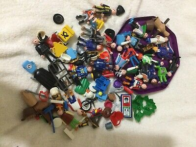 Playmobil Bundle Figures People  • 20£