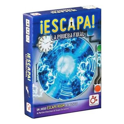 Board Game Escapa - La Prueba Final (ES) • 23.10£