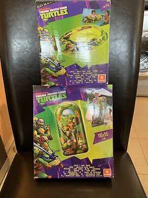 Ninja Turtles Surf Rider 110x55cm.& Small Boat • 8.99£