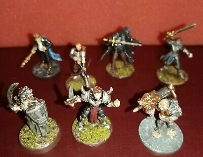 7 Nicely Painted Miniatures Suitable For Dungeons And Dragons, RPGS Etc....02 • 4.70£