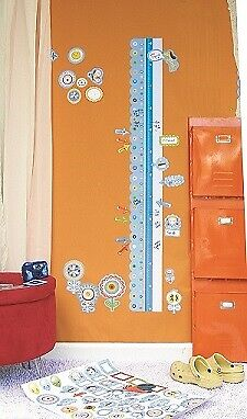 Decorative Sticker Height Chart By Wallies • 12£