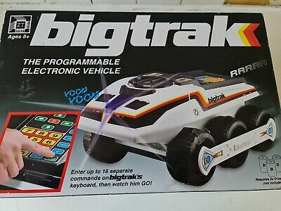 Bigtrack - The Programmable Electronic Vehicle #672 • 12.52£