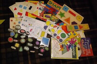 Shapes Activity Sack Teaching Resource • 15£
