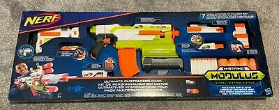 NERF Modulus Ultimate Customizer Pack - BRAND NEW - Fast Dispatch • 69.99£