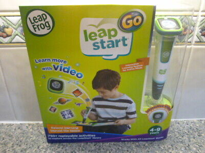 LeapFrog LeapStart Go, Interactive And Educational Toy For Home School Learning, • 27.99£