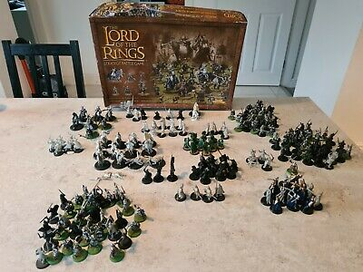 Lord Of The Rings Warhammer: Free Peoples Army Bundle, Games Workshop, Citadel • 62£
