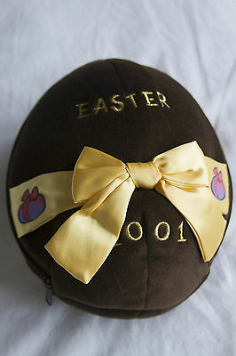 New With Tags - Disney Store - Beanies - Pooh In Reversible Egg - 2001 Easter • 8.99£