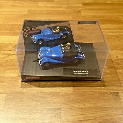 Carrera Morgan Plus 8 Centenary Edition 1/32 Scale Scalextric Slot Car Boxed • 49.99£
