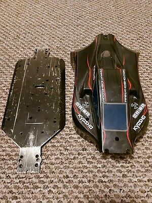 Kyosho DBX Shell And Chassis • 20£