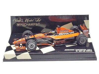 Minichamps 1:43 Arrows Supertec A21 P. De. La Rosa • 29.99£