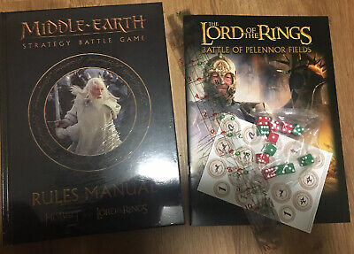 Middle-earth™ Strategy Battle Game Rules Manual Games Workshop * • 15.51£
