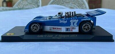 CA13 MG Vanquish - Lola T-260 3rd Mosport 73 - Scalextric Compatible - Used. • 16£