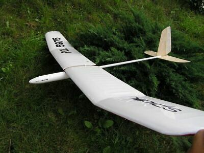 Glass  Fiber Fuselage For  RC Glider  • 10.50£