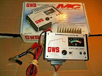 GWS High Quality 12v Field Charger For Ni-Cd And Ni-MH Batteries GWO • 4.99£