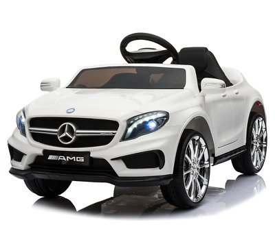 Official Licensed Mercedes Benz GLA45 AMG 12V Remote Control Kids Ride On Car • 52£