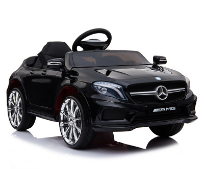 Official Licensed Mercedes Benz GLA45 AMG 12V Remote Control Kids Ride On Car BK • 33£
