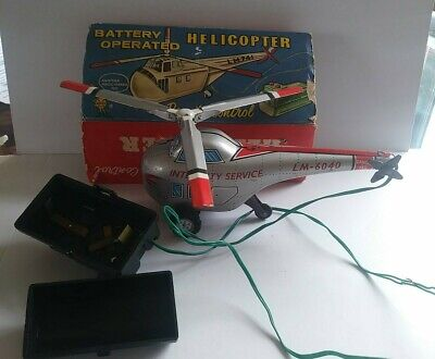 Marx Tinplate Helicopter • 7.50£