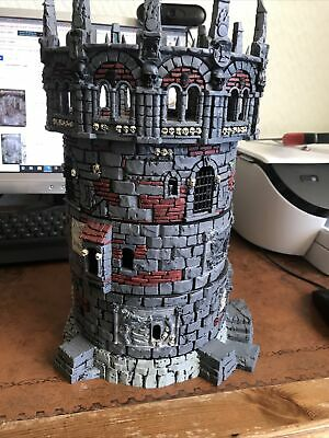 Warhammer Witchfate Tor Scenery, Tower Of Sorcery, Boxed AoS • 74.95£