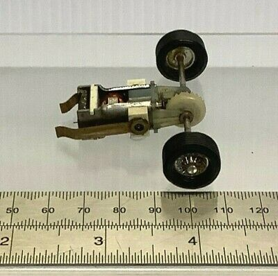 Very Small Vintage French Jouef Slot Car Motor & Axle (runs Beautifully) Used • 4.99£