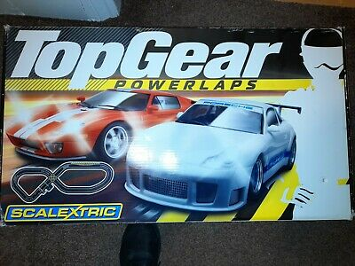 Top Gear Scalextric • 35£