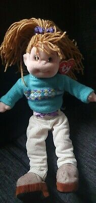 TY Beanie Boppers Doll With Tag - Cool Cassidy • 7£