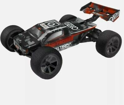 HPI Racing 120006 Q32 Trophy Truggy Body Clear • 14.98£