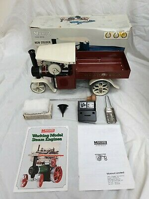 Mamod SW1B Steam Wagon In Unfired Condition With Original Box & Accessories • 225£