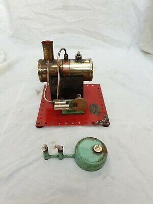Mamod SE1 Flatbase Stationary Steam Engine In Very Good Overall Condition • 140£