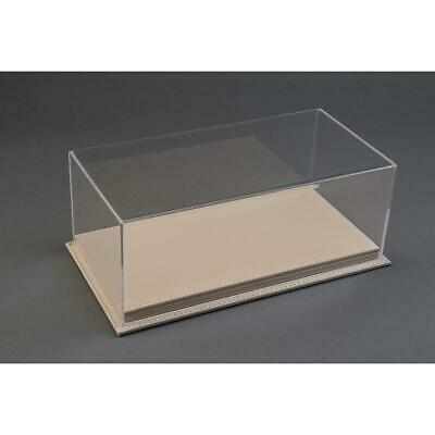 Atlantic Mulhouse 1:24 Display Case With Beige Leather Base - 1:24 • 36.99£