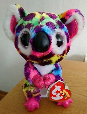Scout Koala Beanie Boo TY 15cm With Tags Birthday June 30th Toy Collectible • 0.99£