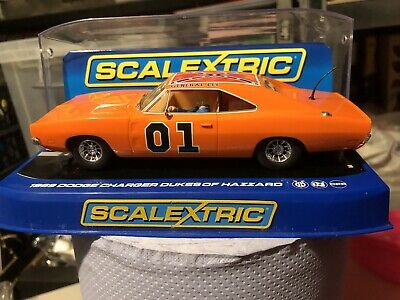 Scalextric C3044 1969 Dodge Charger Dukes Of Hazzard  • 95£