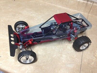 Mrp Harris Super 1600 Vintage Body For Kyosho Scorpion Chassis • 14.61£