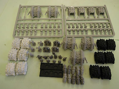Warhammer Epic 40k Space Marine Troops And Transports • 10.99£