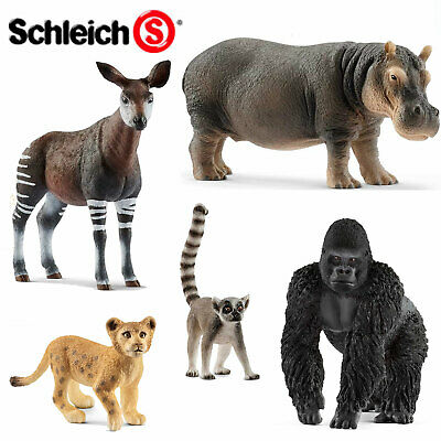 SCHLEICH World Of Nature AFRICA - Choose For 28 Different Animals All With Tag • 6.79£