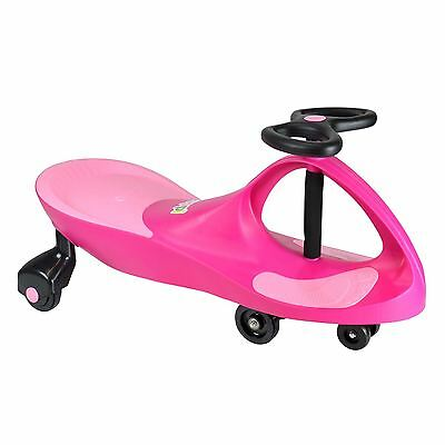 Boppi Wiggle Car Swing Ride On Scooter Push Gyro Twist & Go Wheel Kids Toy Child • 24.99£