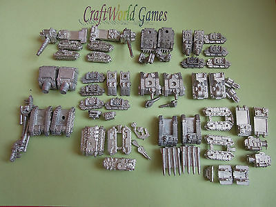 Warhammer Epic 40k Imperial Guard/space Marine Tanks And Vehicles • 15.99£
