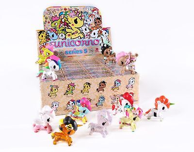 Tokidoki UNICORNO Series 5 Vinyl Art Toy/Unicorn Figurine -Choose Your Favourite • 32.50£