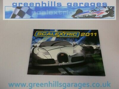 Greenhills Scalextric Catalogue 52nd Edition 2011 NEW • 7.69£