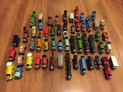 Thomas & Friends Engines For Brio / Wooden Train Track With Combined Postage • 6£