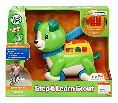 Leapfrog Step & Learn Scout **BRAND NEW** • 24.99£