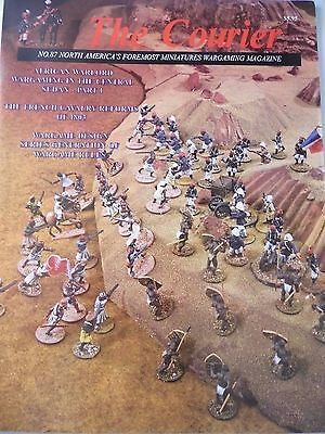 The Courier Magazine  Number 87 Wargaming In The Central Sudan • 7.50£
