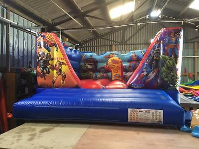New AJL 12ft X 15ft Low Height Bouncy Castle • 895£