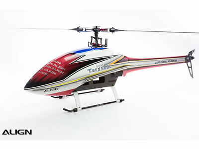 Align Trex 500L Speed Fuselage – Red • 89.64£