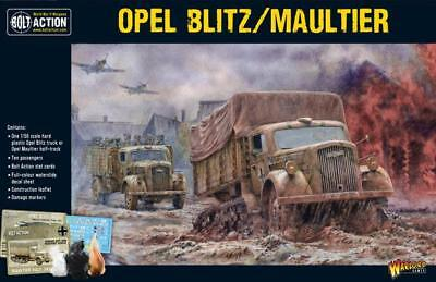 Opel Blitz / Maultier  - Bolt Action - Warlord Games • 18.42£