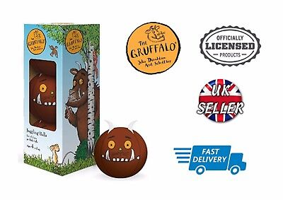 Officially Licensed Gruffalo 2.5  Juggling Balls 3 Pack • 8.79£